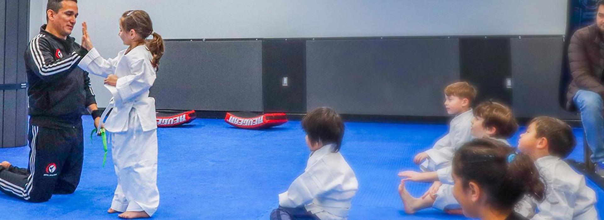 Kickboxing in Fairfax, VA close to Old Town Fairfax, Chantilly, Vienna, Fairfax, Great Falls, Providence Elementary School, Daniels Run Elementary School, Laurel Ridge Elementary School, Mosaic Elementary School, and the Mosaic District